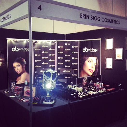 Expo Stands Eyeshadow : Pro makeup and beauty expo the wrap up chasing mia